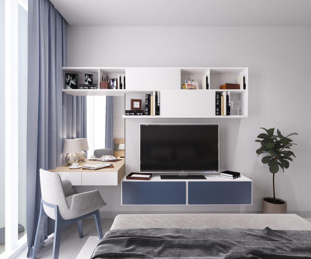 Thiết kế nội thất chung cư 63m2 Vinhomes Central Park – Anh Minkyung Hee
