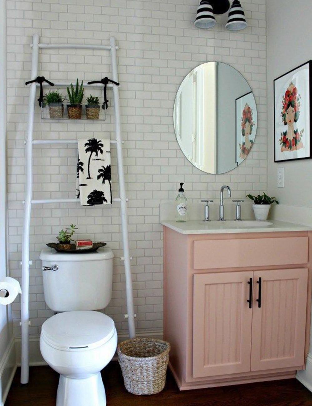 10 cách biến tấu giúp phòng tắm nhà bạn phong cách hơn