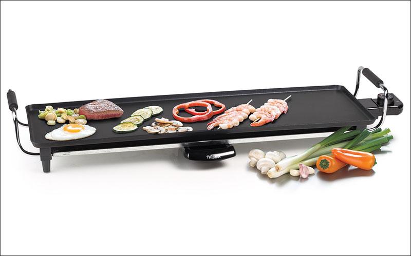 8 mẫu bếp nướng mini hiện đại phù hợp cho bữa tiệc gia đình đầm ấm
