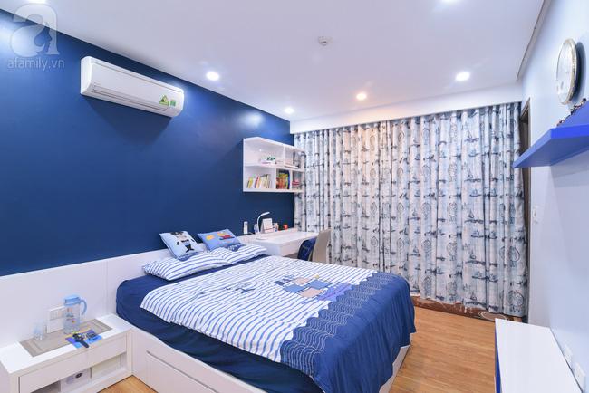 Căn hộ 104m² sở hữu ban công xanh mướt đẹp miễn bàn ở quận Long Biên, Hà Nội