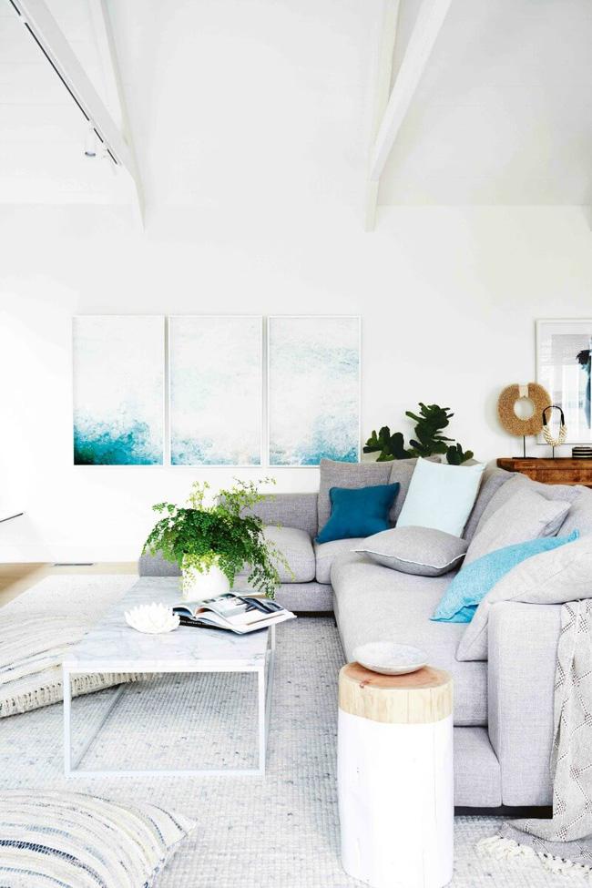 3 cách đơn giản để mang đại dương mát lạnh đến ngôi nhà của bạn