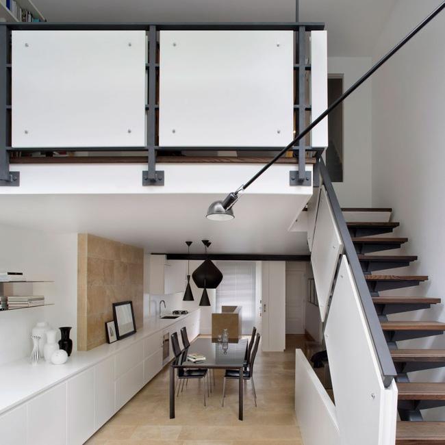 Ngôi nhà có thiết kế hoàn hảo dành cho các cô nàng độc thân