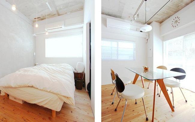 Căn hộ 25m² nhỏ xíu nhưng được bài trí vô cùng thông minh của cặp vợ chồng trẻ