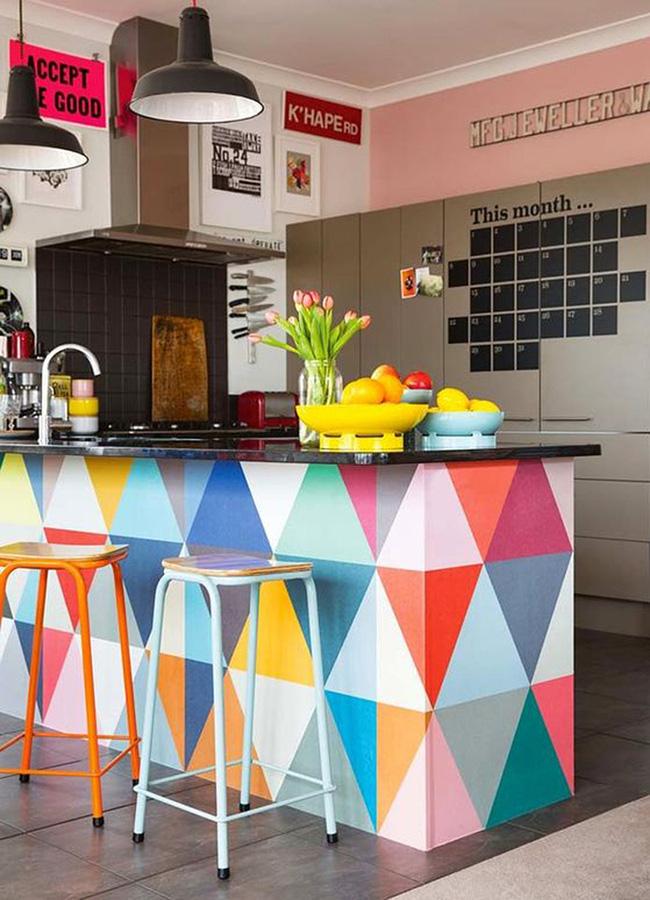 3 mẹo tô điểm cho phòng bếp nhà bạn thêm phần rực rỡ