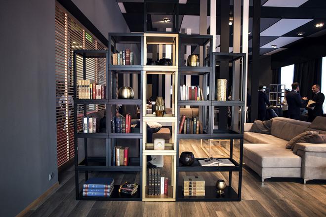 5 mẫu giá sách mở vừa giúp để sách vừa là điểm nhấn trang trí nhà