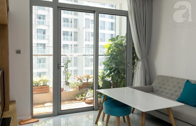 """Căn hộ 63,8m² cực đẹp của người phụ nữ cân nhắc """"từng li, từng tí"""" không gian sống của mình ở Sài Gòn"""