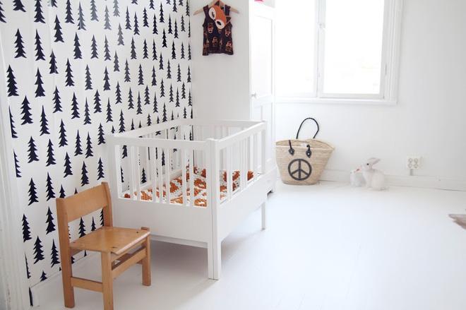 Cực đơn giản nhưng những mẫu giường cũi em bé dưới đây vẫn khiến các mẹ phải mê mẩn