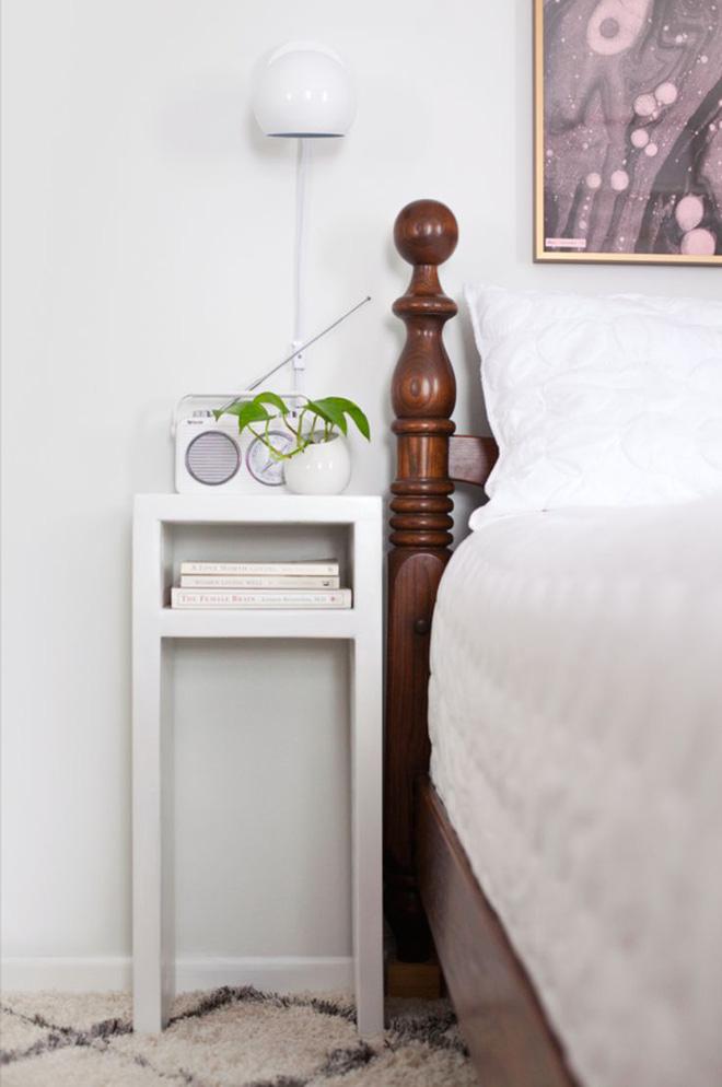 Những món đồ nội thất dường như sinh ra là để cho phòng ngủ chật